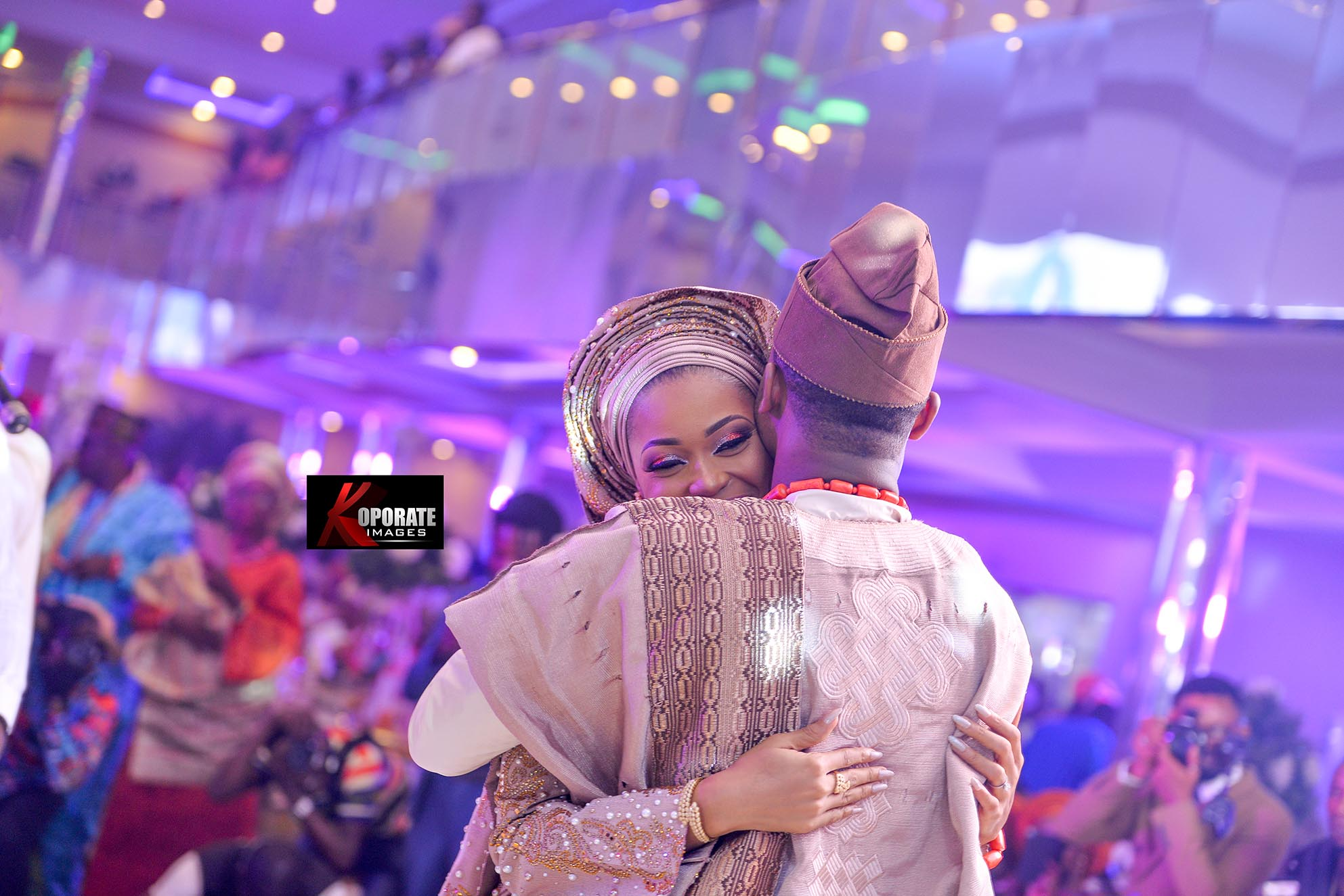 AMAZING BRIDE AND GROOM photos & videos taken by Koporate Images, Benin City, Edo state, Nigeria. Koporate images is a Photography & Video Coverage studio located in Benin City. We provide Professional Photographers for your weddings, birthdays and any special events